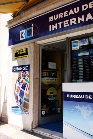 Beaulieu Change à Nice